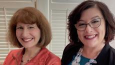 PharmStars founders Naomi Fried and Laura Gunn